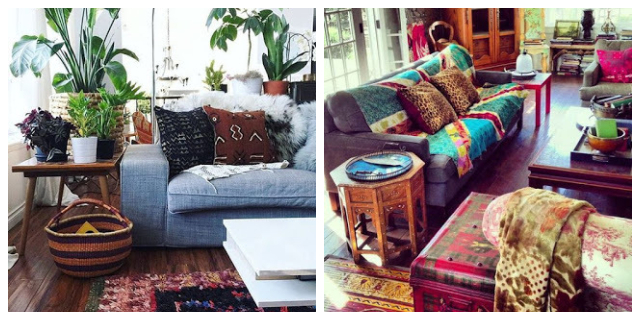 ETHNIC STYLE LIVING ROOM IDEAS