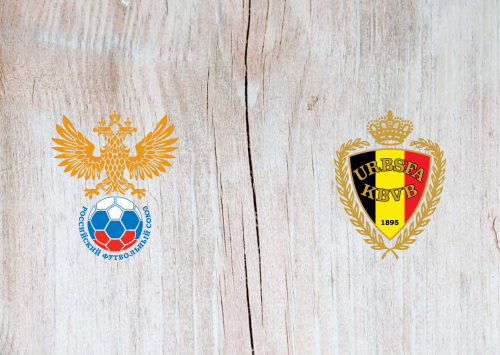 Russia vs Belgium Full Match & Highlights 16 November 2019