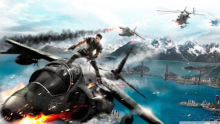 Just Cause 2 Unlimited Ammo