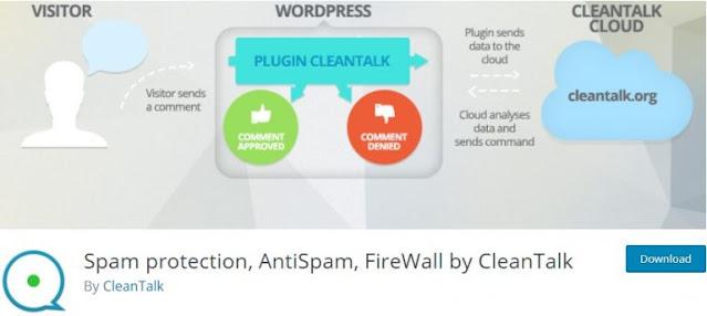 Rekomendasi Plugin Anti Spam WordPress Terbaik