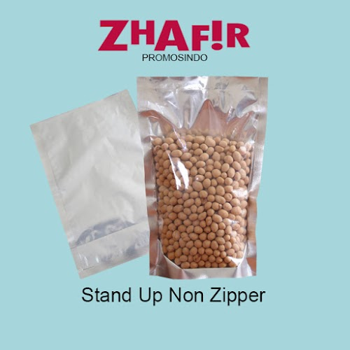Plastik Kemasan Stand Up Non Zipper