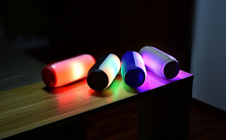 CASSA BLUETOOTH CAMBIA LED MULTICOLORE MY672BT