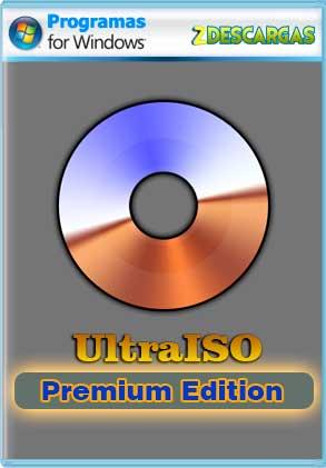 UltraISO Premium Edition (2020) Full Español [MEGA]