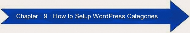 Next: How to SetUp WordPress Categories