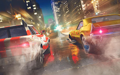 تحميل لعبة سباق السيارات الممتعة Top Speed مهكرة للأندرويد