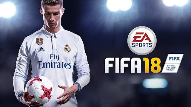 تحميل لعبة fifa 2018 للكمبيوتر