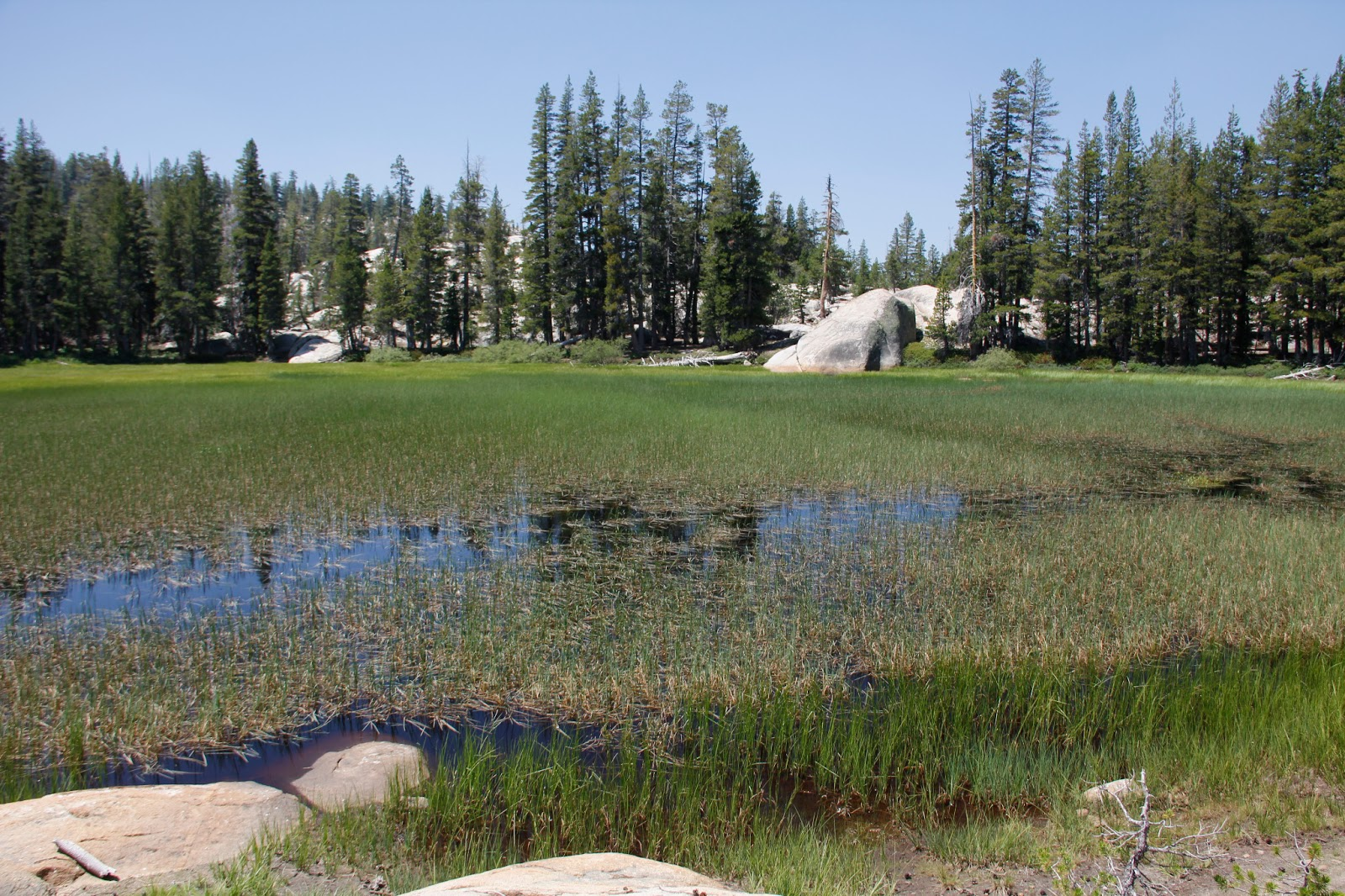 Sierra Nevada Ca: Sierra Nevada Hikes And Lakes: Chain Lakes, Emmigrant