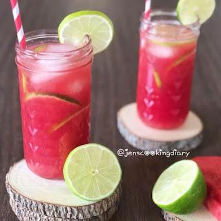 Resep es buah semangka
