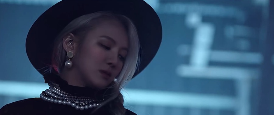 Hyoyeon presenta su video Mystery