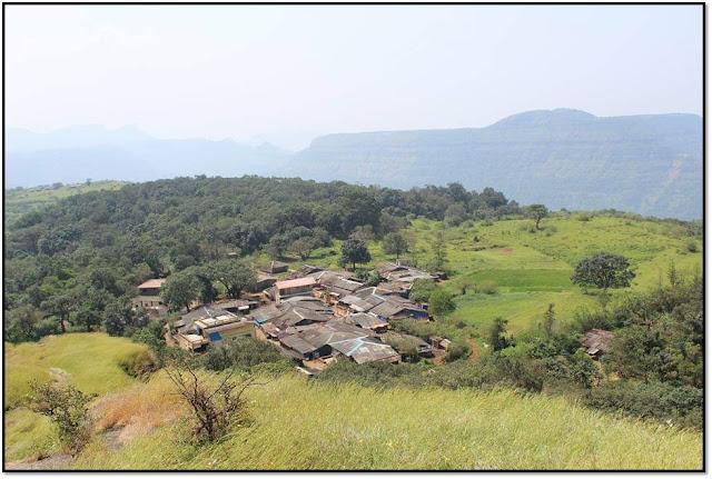 rajmachi trek and camping, udhewadi village, shrivardhan fort