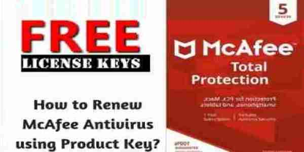 Mcafee Free Activation Code