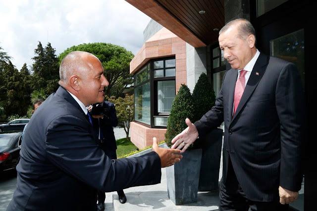Image result for bulgarian president turkey