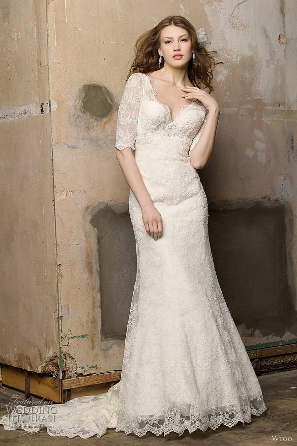 vestidos de novia para mujeres de 40 – vestidos largos
