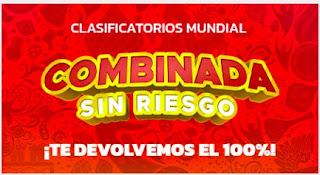 Mondobets promo combinadas futbol hasta 8-9-21