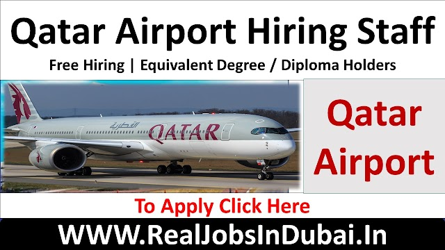 Qatar Airport Jobs In Qatar - 2021