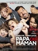 Papa ou maman, Martin Bourboulon, film, comédie, FLE, le FLE en un 'clic'