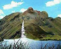 Ağlayan Dağ Gözyaşı Dağı Artvin Yusufeli Çoraklı Köyü