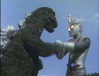 Godzilla: Monster of Justice