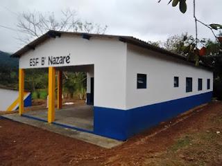 Prefeitura de Sete Barras reforma prédio para instalação do ESF Bairro Nazaré
