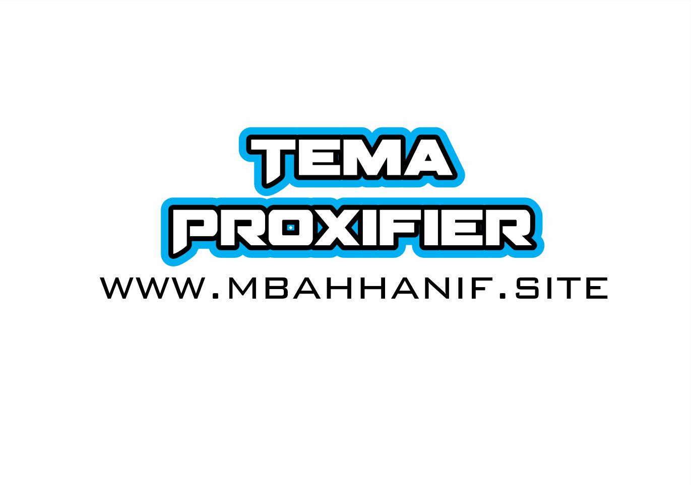 Tema Proxifier