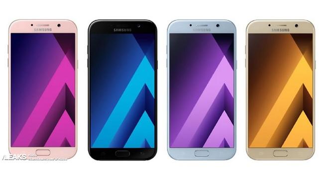 Samsung-galaxy-A5-2017-waterproof