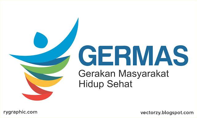 Download Logo Germas CorelDraw Vektor Gratis