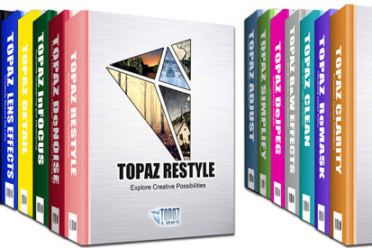 Free Topaz Photoshop Plugins 2019.5 Complete Collection with Crack