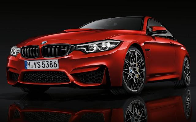 Novo BMW M4 2017