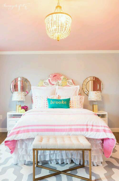 inpirasi dan idea hiasan dalaman ruangan kamar atau bilik