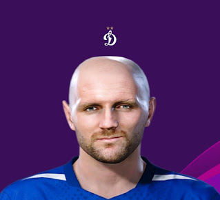 PES 2020 Faces Konstantin Rausch by Korneev
