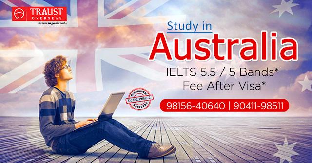 Australia Study Abroad Consultants In Mohali