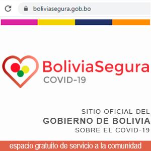 BOLIVIA SEGURA COVID 19
