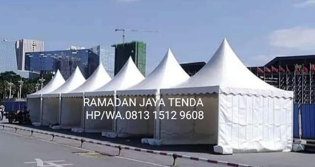 tenda sarnafil untuk event