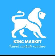 king market medan toko rubik