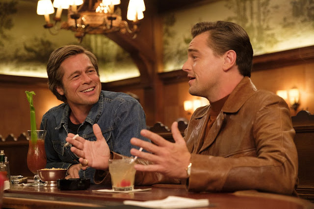 Once Upon A Time...... in Hollywood: Film Review
