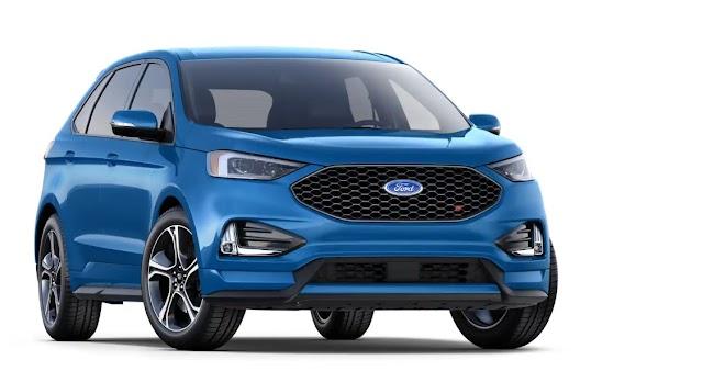معلومات عن سيارة فورد Ford Edge ST الرياضية 2020
