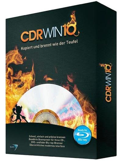 CDRWIN 10.0.5312.24939 + Crack
