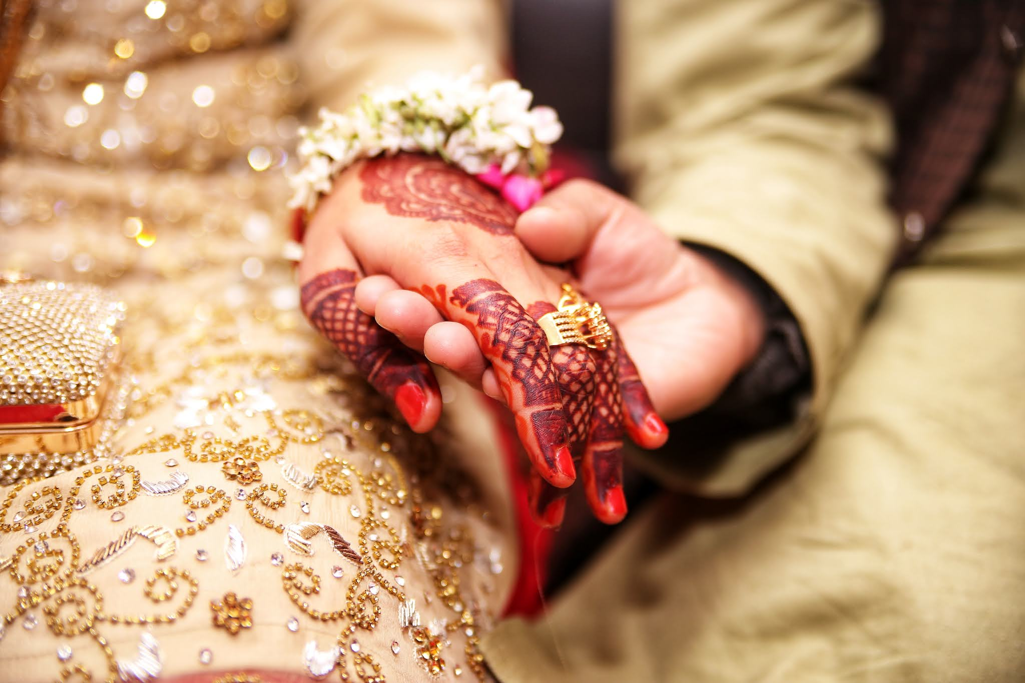 WHY DO PEOPLE GET MARRIED?