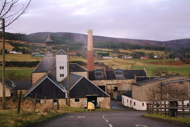 Brora Distillery (picture: wikipedia)