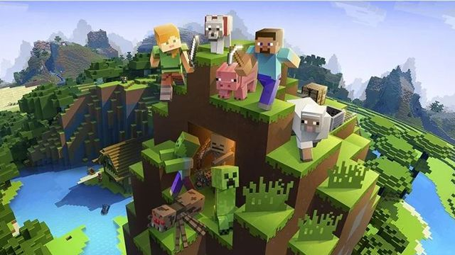 Download Minecraft Earth APK Android