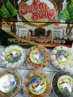 Grosir Kue Lebaran Surabaya Suka Suka 6 Toples