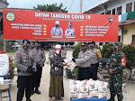 Polisi Berbagi, Polsek Birem Bayeun Bersama Brimob Sambangi Dayah