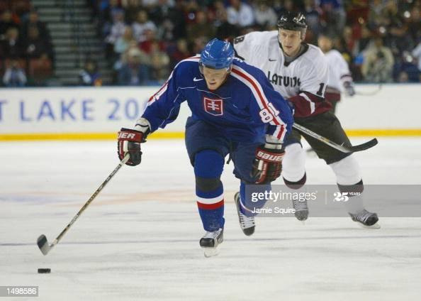 Latvijas hokeja izlase Olimpiada speles 2002