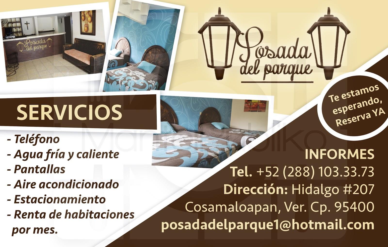 Publicidad en cosamaloapan mantelpubliko materias primas for Anuncios de renta de cuartos