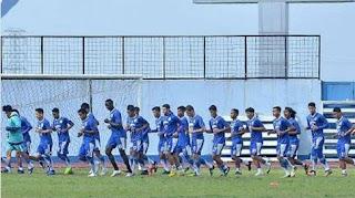 Persib Bandung Rekrut Empat Pemain Baru
