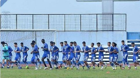 Jelang Piala Menpora 2021 Persib Bandung Kehilangan Banyak Pemain