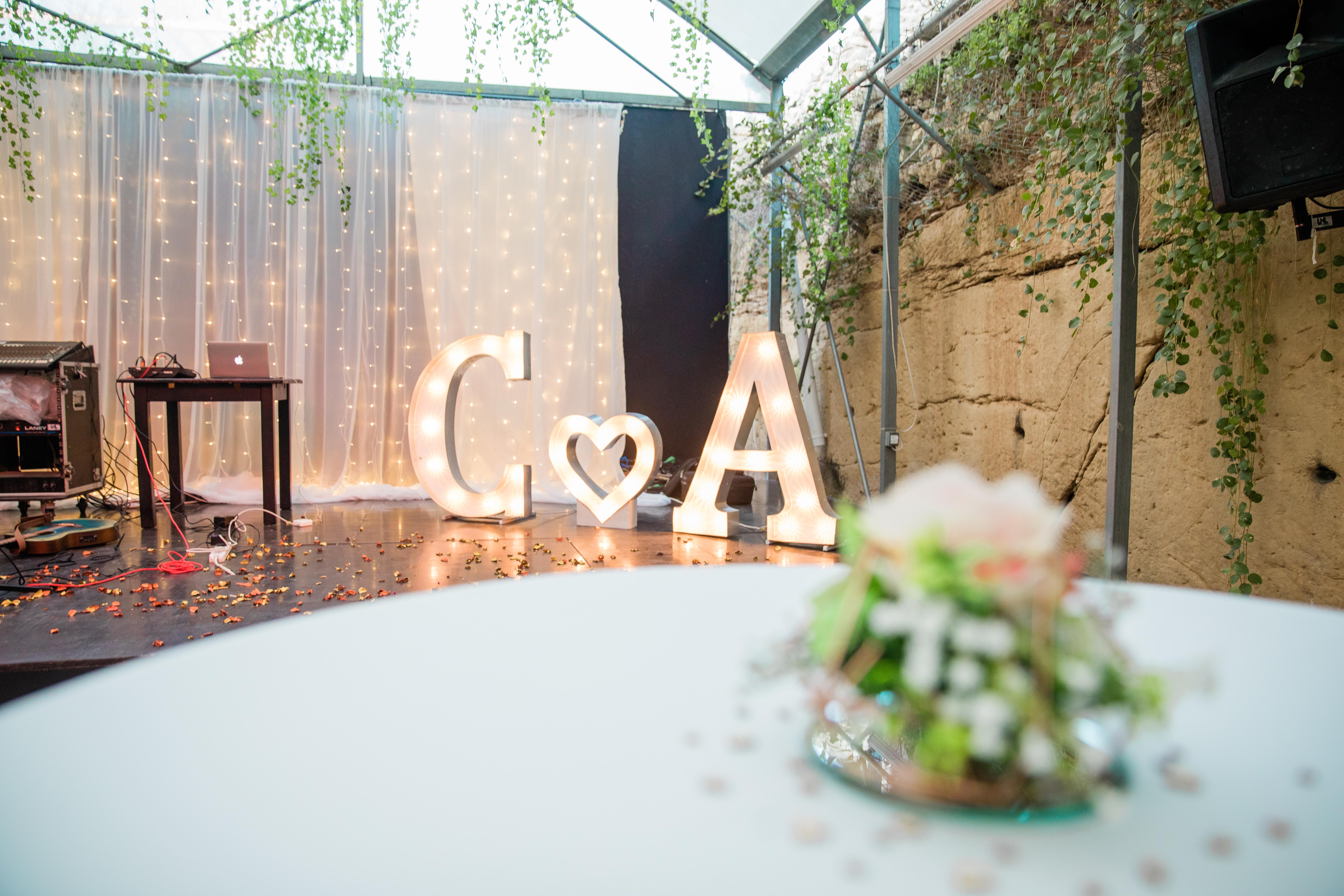 wedding party in malta