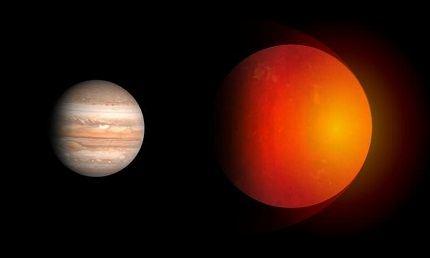 Qual é o maior planeta do nosso sistema solar