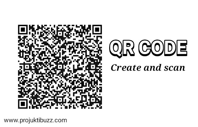 Qr code কি? কিউআর কোড বানানো ও স্ক্যান করার উপায়?
