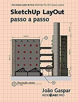 SketchUp LayOut passo a passo - João Gaspar
